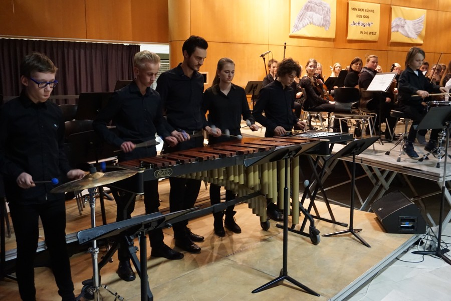 Percussion-Ensembl