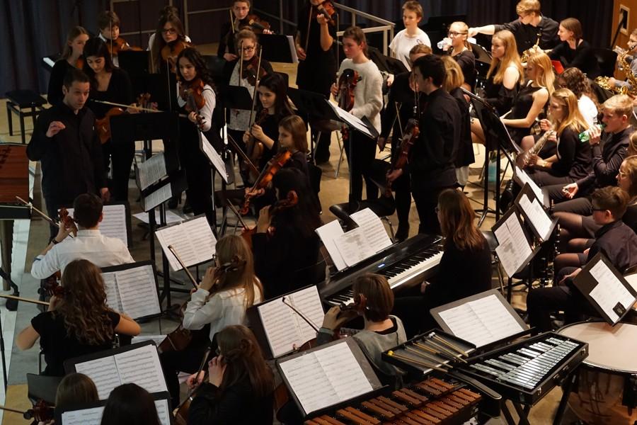 Streicher-Ensemble